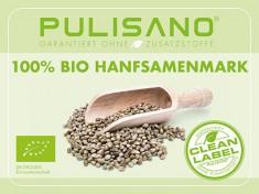 100% Bio Hanfsamenmark 10kg PULISANO
