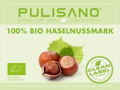 100% Bio Haselnussmark fein 5kg PULISANO