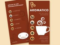 Tischkarten Aromatico Pack à 20 Stück