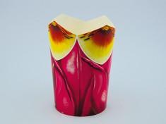 Präsent Becher FL1 Flower pink 570ml, H99/165mm