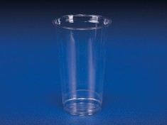 Clear Cup 20oz (500ml) 650ml randvoll, Ø95mm H150,6mm