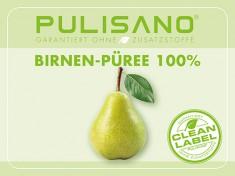 Birnen-Püree 100%, 8x1,5kg PULISANO