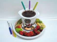 Schoko-Fondue 'Gourmet'