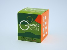 Guarana-Caffe Einzelportion gesüßt 15x10g Energykaffee
