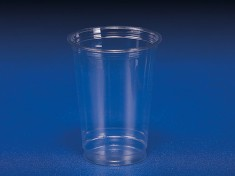 Clear Cup 16oz (400ml) 550ml randvoll, Ø95mm H125,6mm
