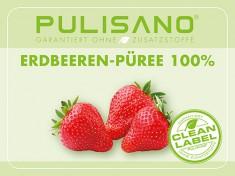 Erdbeer-Püree 100%, 8x1,5kg PULISANO