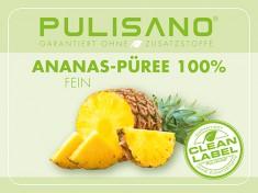 Ananas-Püree 100% (fein), 5kg PULISANO