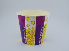 Popcorn Becher P130, 130oz 3850ml, Ø197mm, H181mm