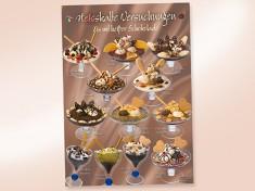 Schoko-Eis-Plakat