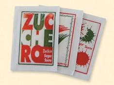Zuckerbeutel 'Italia-Mix' ,4gr Krt a 2000 Stck