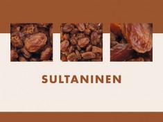 Sultaninen 'austral. Art' 12,5kg