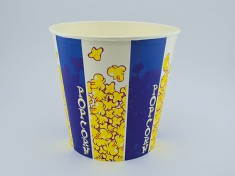 Popcorn Becher P170, 187oz 5520ml, Ø220mm, H209mm