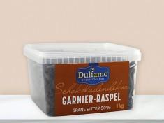 Garnier-Raspel Späne Bitter 50% 6x1kg DULIAMO