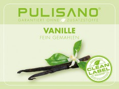 Vanille, fein gemahlen, 0,5kg PULISANO