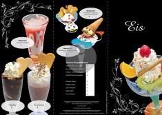 Druck-Eiskarte 6 Seiten personalisiert