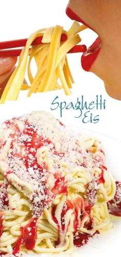 Spaghettieis-Karten 10 St/Pack