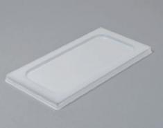 Deckel für 5,7/4,75 PS opalino 340x172x15 Flach clip