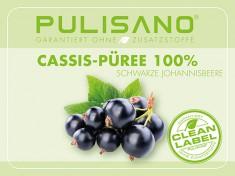 Cassis-Püree 100%, 8x1,5kg PULISANO