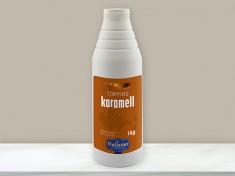 Karamell-Topping Dessetsauce 1kg Fl. DULIAMO