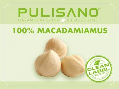 100% Macadamiamus, 3 kg Dose PULISANO