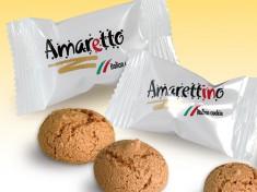 Amaretto-Pl. 3gr, personalis. Krt. à 300 Stck