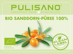 100% Bio Sanddorn-Püree 3kg PULISANO