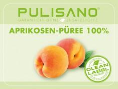 Aprikosen-Püree 100%, 8x1,5kg PULISANO