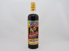 Amaretto 1l , 28% PET Cesare Brotto