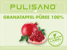 Granatapfel-Püree 100%,8x1,5kg PULISANO