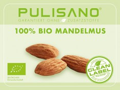 100% Bio Mandelmus 10kg PULISANO
