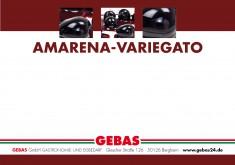 Amarena-Variegato 3Kg Dose GEBAS