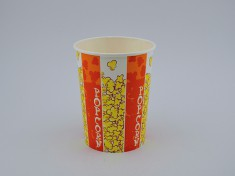 Popcorn Becher P32, 32oz 1000ml, Ø114mm, H144mm