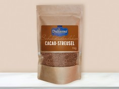 Cacao-Streusel 1,3mm 6x1kg DULIAMO