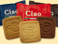 Ciao Mixk. Vanille Cacao Karamel Krt. á 200 Stck. a 4g