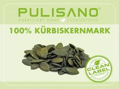 100% Kürbiskernmark, 3 kg Dose PULISANO
