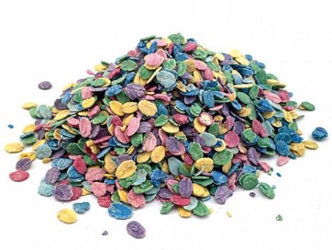Hafetti bunt Naturfarben 6x1kg färbende Lebensmittel DULIAMO