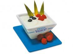 Joghurt Dessertschale+Untert.* Pack a 12 Stück
