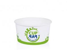 CupPap Pappbecher 160 (GE-10) 160ml randvoll, Ø85mm, H45mm