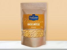 Haselnüsse gehackt geröstet 2-4mm 5x1kg DULIAMO