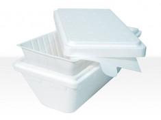 ISO-Behälter T 1000ml mit Einsatz 925ml randvoll