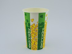 Popcorn Becher P45, 45oz 1310ml, Ø118mm, H176mm