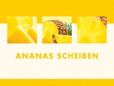 Ananas-Scheiben 'DOLE' 6x 2/3 Dosen