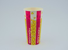 Popcorn Becher P24, 24oz 700ml, Ø90mm, H169mm